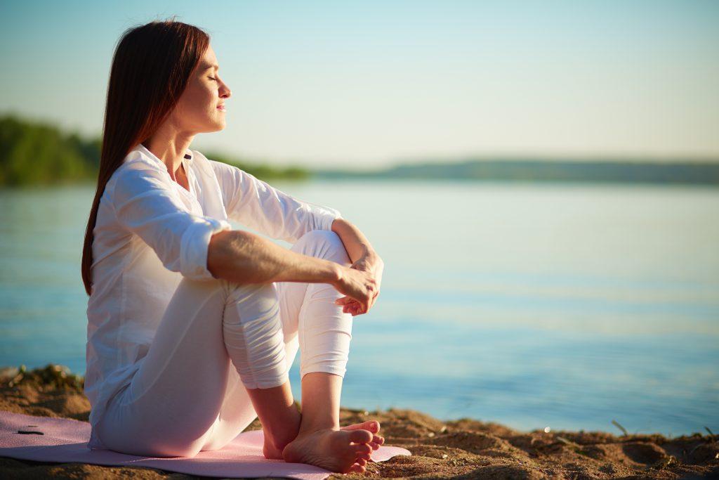 meditation-outside