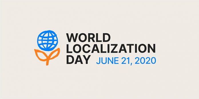 World-Localization-Day-2020