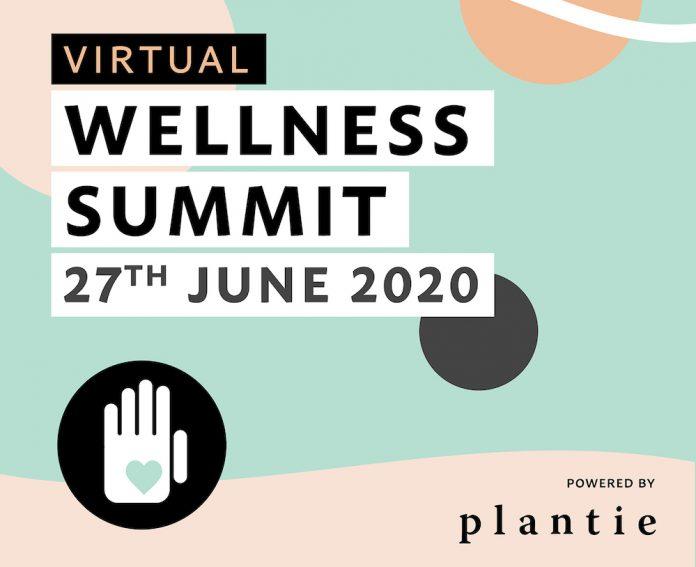 Plantie Virtual Wellness Summit Flyer
