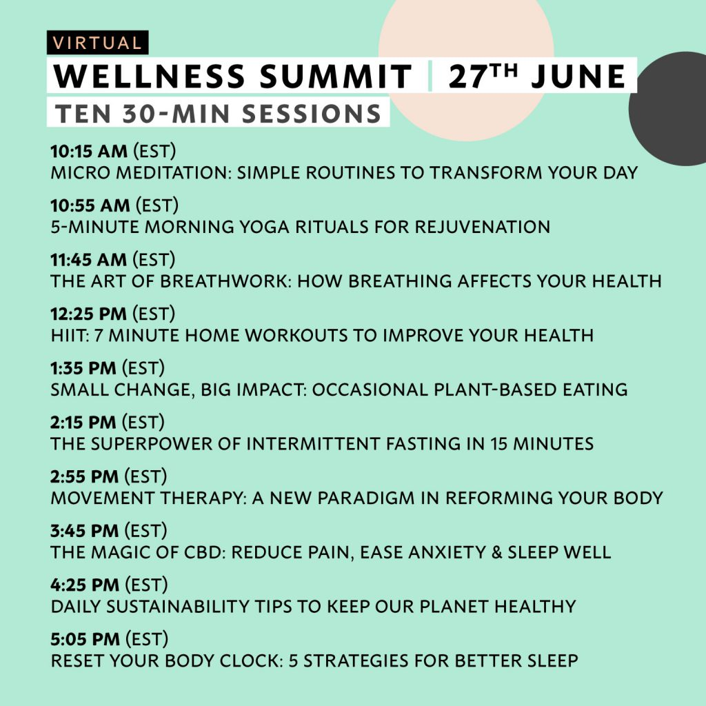 wellness-summit-schedule