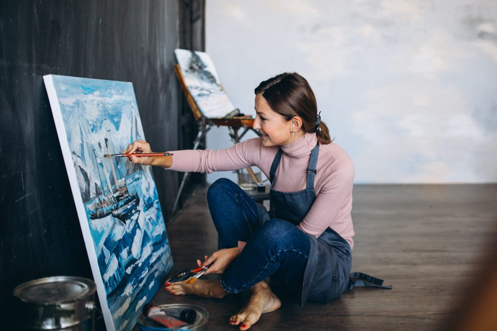 painting-self-confidence