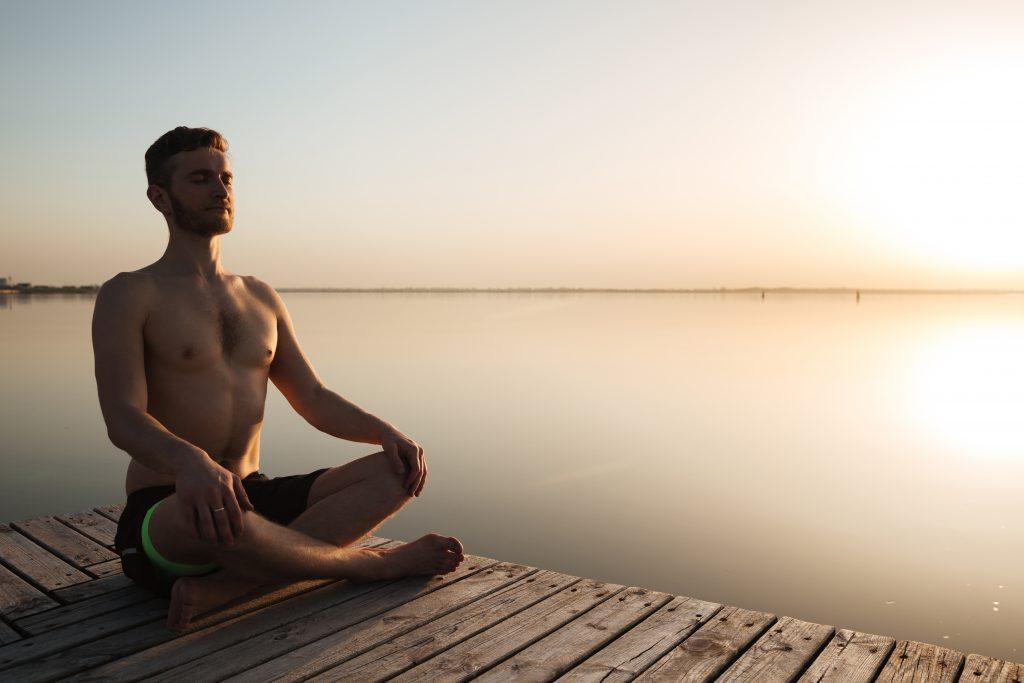 men-meditation